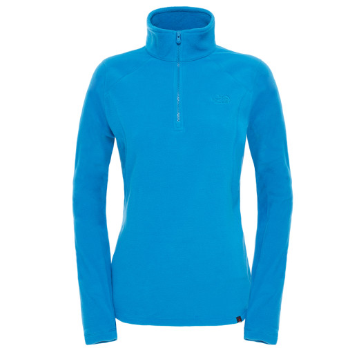 Jacheta Polartec The North Face W 100 Glacier 1/4 Zip