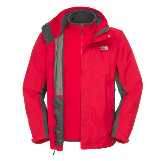 Jacheta The North Face Evolution II Triclimate