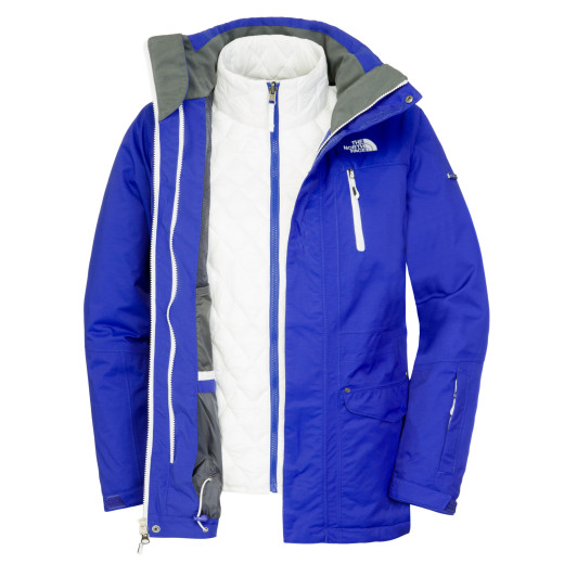 Geaca The North Face W THERMOBALL SNOW TRICLIMATE FW14
