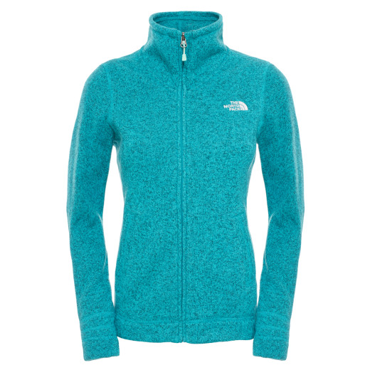 Jacheta Fleece The North Face W Crescent Sunset Full Zip