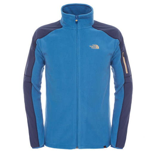 Jacheta Polartec The North Face M Glacier Delta Full Zip