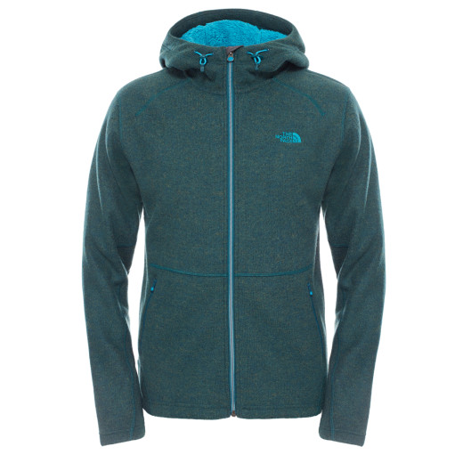 Hanorac Fleece The North Face M Zermatt Full Zip Hoodie