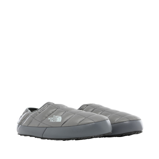 Papuci Barbati The North Face Thermoball Traction Mule V Zinc Grey/Highrise Grey