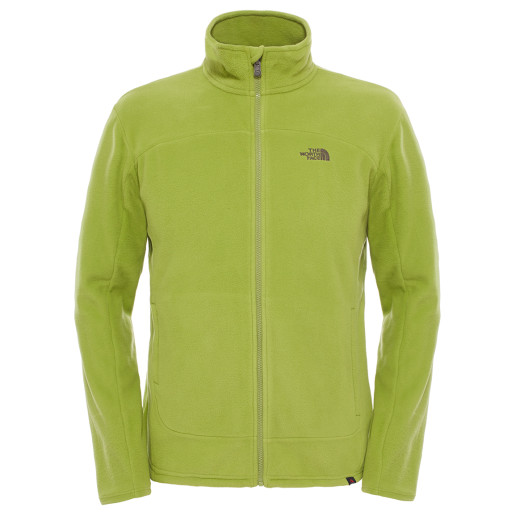 Jacheta Polartec The North Face M 100 Glacier Full Zip
