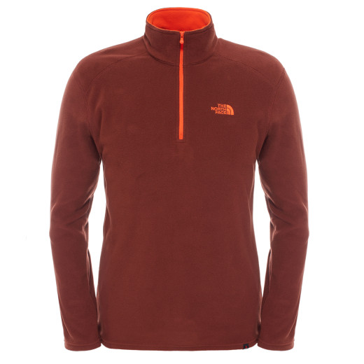 Jacheta Polartec The North Face M 100 Glacier 1/4 Zip