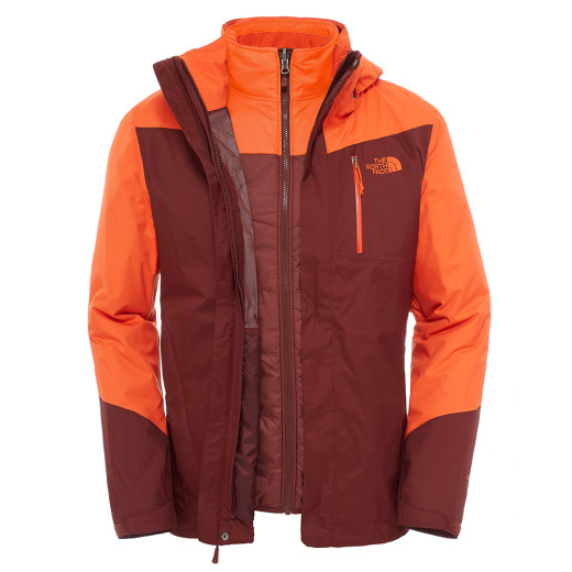 Geaca The North Face M Solaris Triclimate