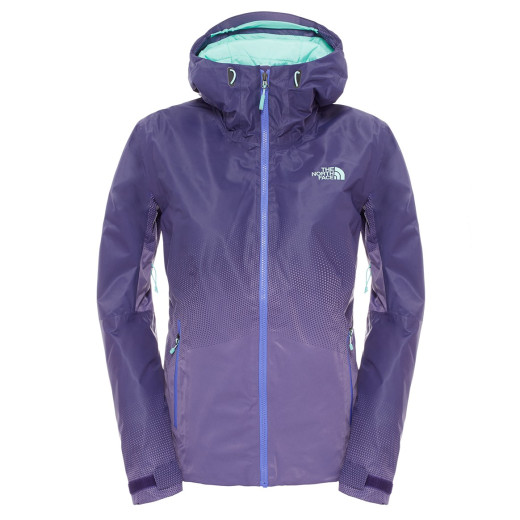 Geaca The North Face W Fuseform Dot Matrix Insulated