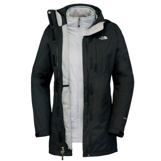 Geaca The North Face W SOLARIS TRICLIMATE PARKA FW14