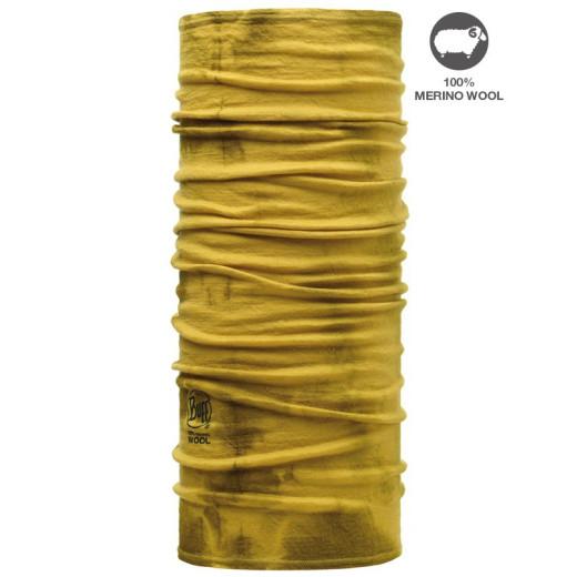 Esarfa Lana Wool Buff® Golden Palm Dye