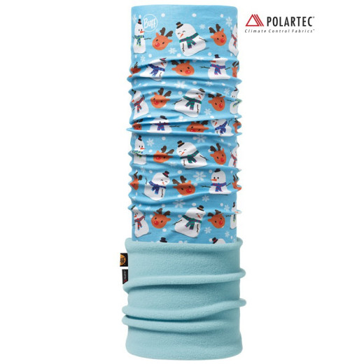 Esarfa Polar Buff® Baby Jingle Icicle
