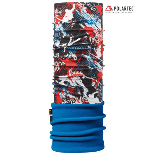 Esarfa Polar Buff® Junior Be Free Harbor