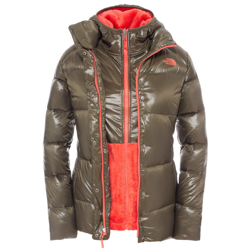 Geaca The North Face W Down Triclimate