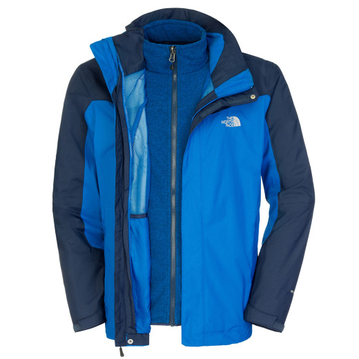 Geaca The North Face M ZEPHYR TRICLIMATE FW14
