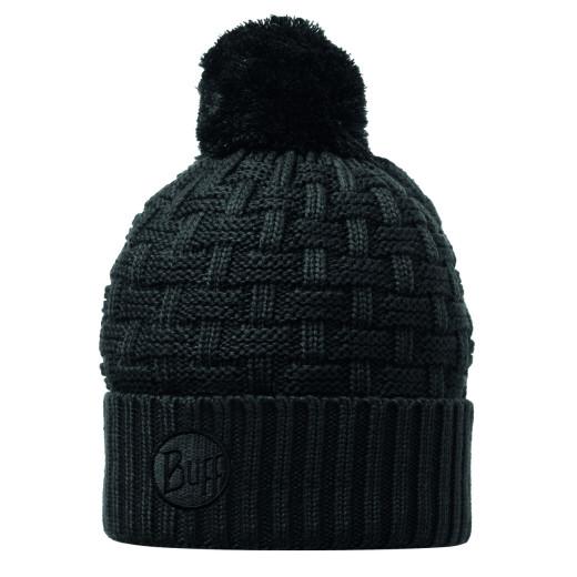Caciula Buff Knitted Airon Black