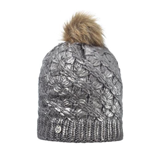 Caciula Buff Knitted & Polar Sloiff® Sloissa Chic Graphite