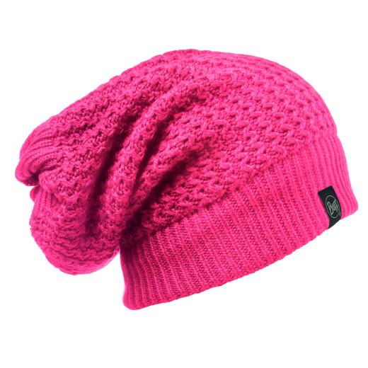 Caciula Buff Knitted Neckwarmer Ramdon Red Clay