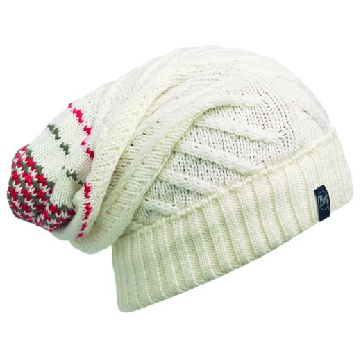 Caciula Buff Knitted Neckwarmer Zile Cream