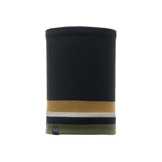 Neckwarmer Buff Knitted & Polar Neckwar Ovel Black