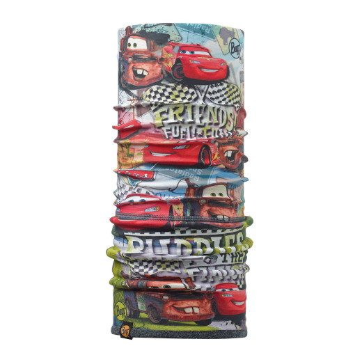 Esarfa Buff Polar Child Licente Cars Fuel Fun  Flint