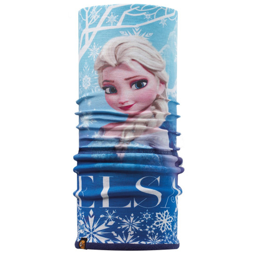 Esarfa Buff Polar Child Licente Frozen Elsa  Navy