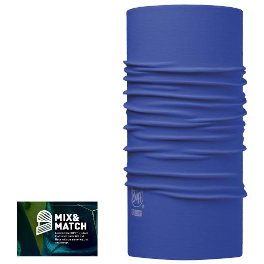 Esarfa Buff High UV Blue Ink