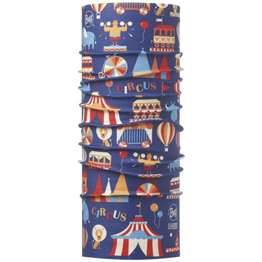 Esarfa Buff High UV Child Circus Royal Blue