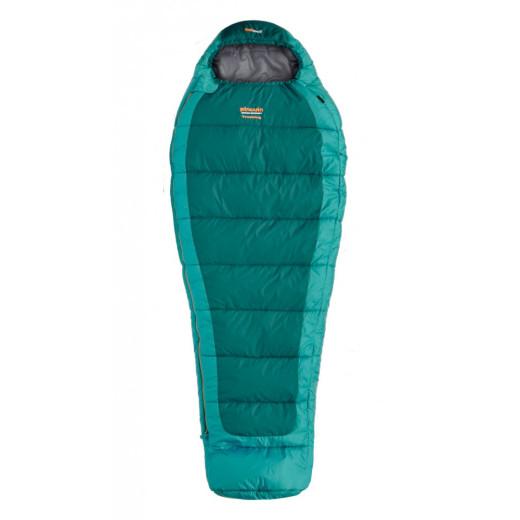 Sac de Dormit Pinguin Trekking -20 Fermoar Stanga 205cm