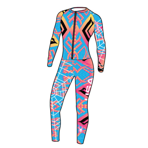 Costum Race Spyder Girl'S Performance Gs