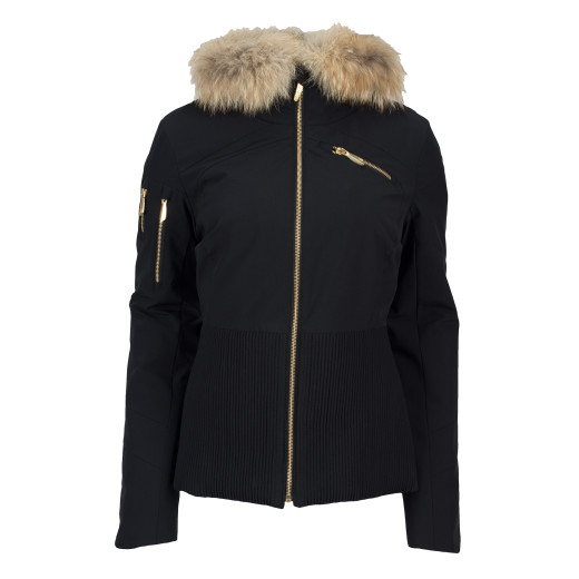 Geaca Ski Spyder Sultry Real Fur