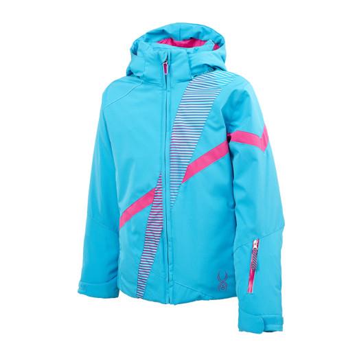 Geaca Ski Spyder Girl's Tresh