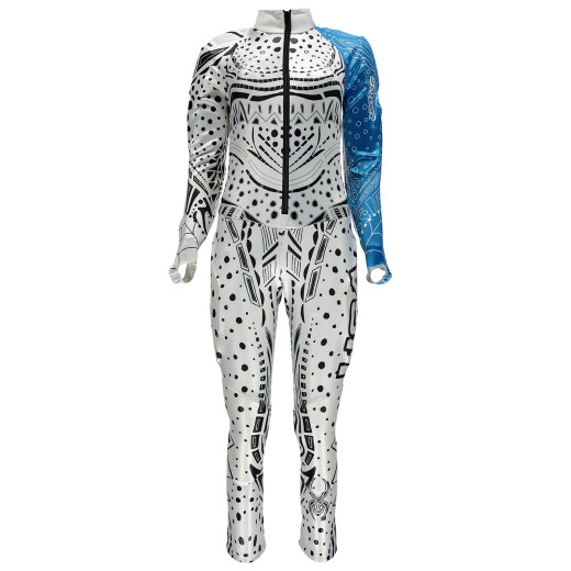Combinezon Ski Spyder Girl'S Performance Gs