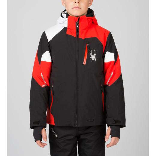 Geaca Ski Spyder Boy'S Leader