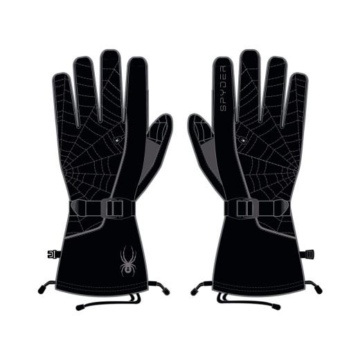 Manusi Spyder Overweb Gore-Tex