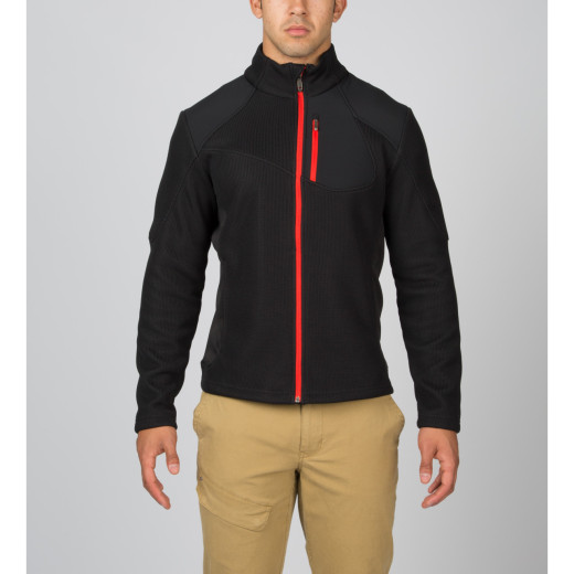 Jacheta Spyder Linear Full Zip