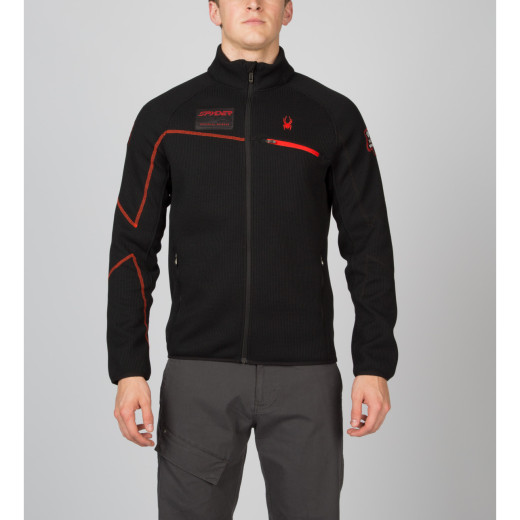 Jacheta Spyder Alps Full Zip