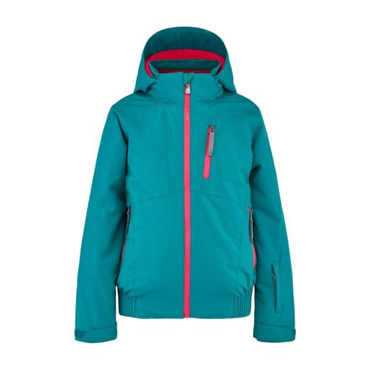 Geaca Ski Copii Spyder Lola Verde