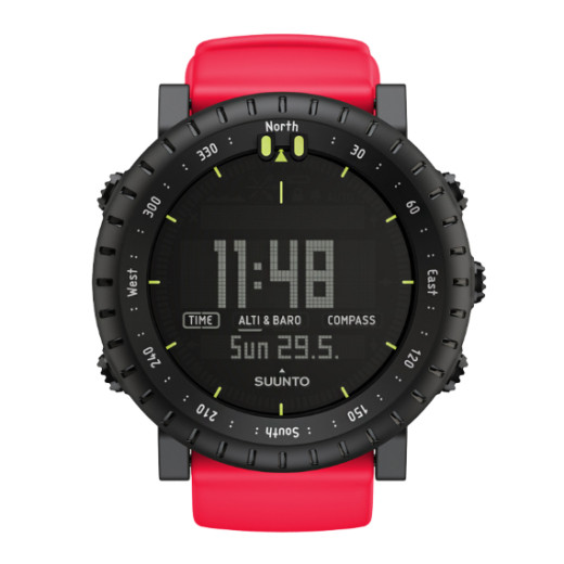 Ceas Suunto Core Red Crush