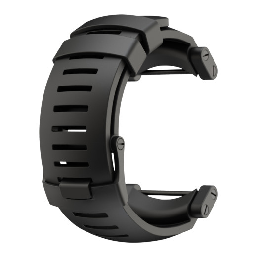 Curea Suunto Core Black Rubber Strap