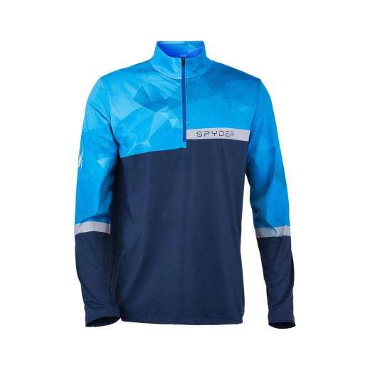 Bluza Ski Barbati Spyder Paramount Albastru