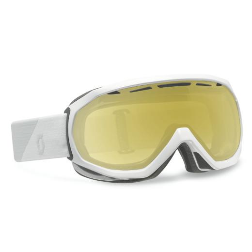 Ochelari Ski Scott Notice OTG White / Light Sensitive Amp Bronze Chrome
