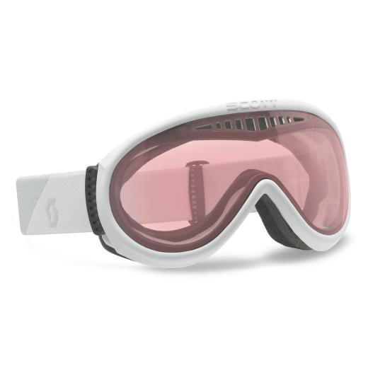 Ochelari Ski Scott Unlimited OTG White / Amplifier