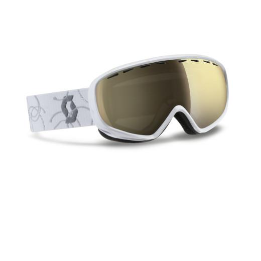 Ochelari Ski Scott Dana White/Silver / Light Sensitive Amp Bronze Chrome