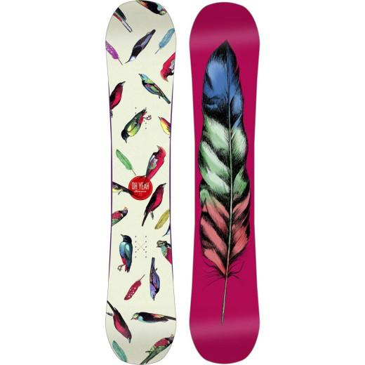 Placa Snowboard Salomon Oh Yeah