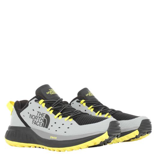 Pantofi Alergare Barbati The North Face M Ultra Endurance Xf Griffin Grey/Tnf Black