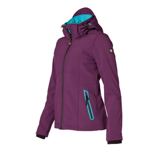 Geaca Softshell Brekka Hooded