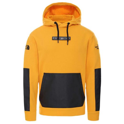 Hanorac Activitati Urbane Barbati The North Face Black Series Graphic Sweatshirt Summit Gold/Tnf Black