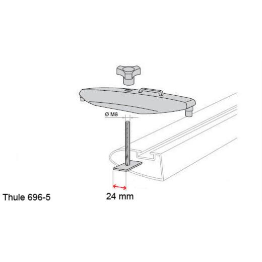 Adaptor Thule 696-5