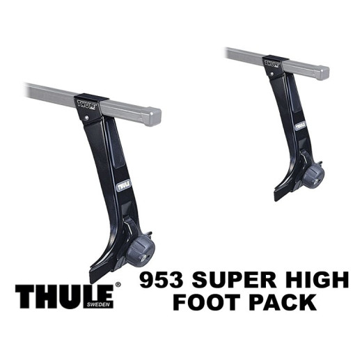 Bare Transversale Otel Thule 765 + Sistem prindere Thule 953