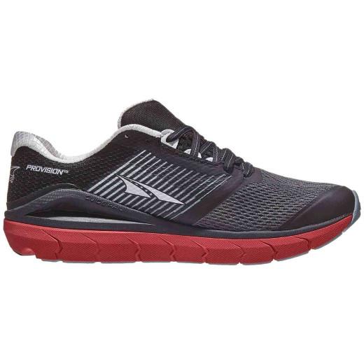 Pantofi Alergare Barbati Altra Provision 4 Black / Gray / Red