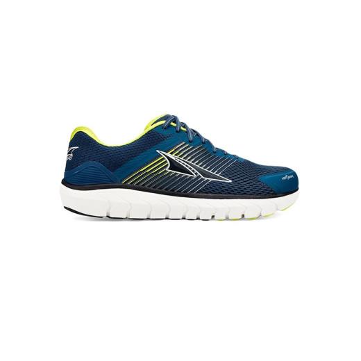 Pantofi Alergare Barbati Altra Provision 4 Blue / Lime